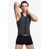 New Mens Waist Trimmer Sports Protection Corset Waist Support Male Slimming Body Belt Fitness Body Shaper
