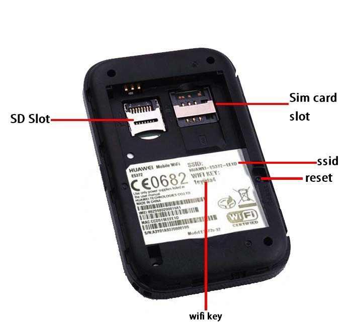 ロック解除 Huawei 社 E5372 E5372s-32 4 グラム 150 100mbps の Lte MiFi 猫 4 USB MiFi  モデムルータ携帯