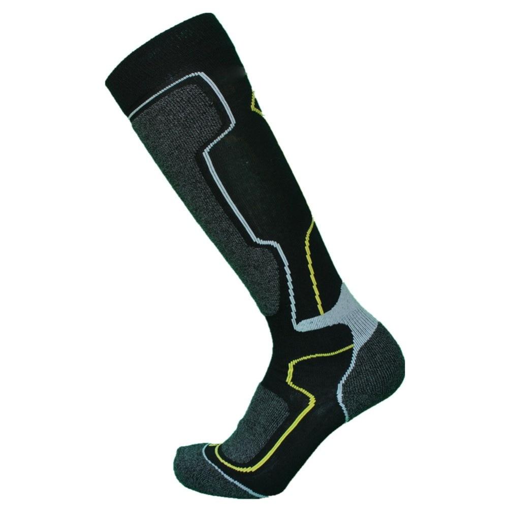 1 Para Merino Wolle Terry Warme Verdicken Winter Snowboard Socken Männer Socken Frauen Socken Ice Skating Diversifizierte Neueste Designs