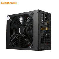 Segotep 1700W Coin Mining Miner Power Supply Active PFC For 8 Graphics Card Antminer L3 Ethereum