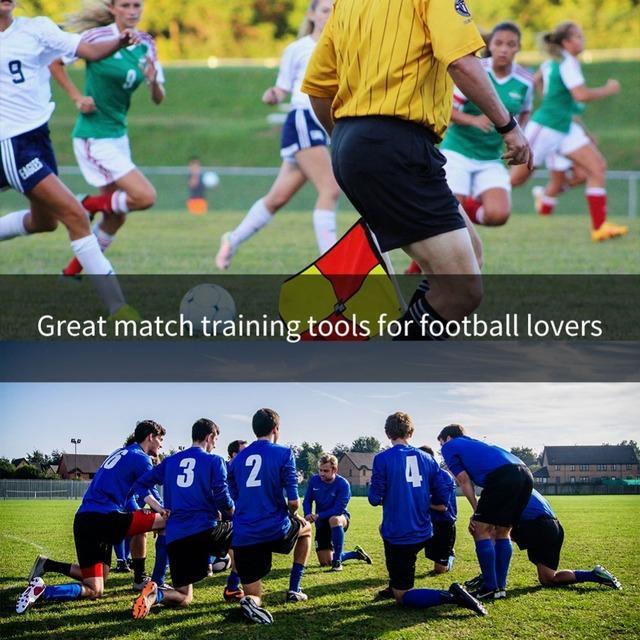 Portable Football Net 2.4 x 1.2M Soccer Goal Post Net Foldable Football Nets Football Accessories Outdoor Football Training Net