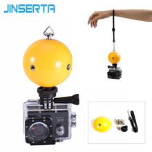Floaty Float Floating Buoyancy Waterproof Ball Device for GoPro Accessories Hero3/4/5 SjCam Action Camera-for Watersports