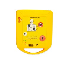 1 set New AED Trainer Automated Cardiopulmonary Resuscitation Training Device Without Replaceable Language Card For Emergency