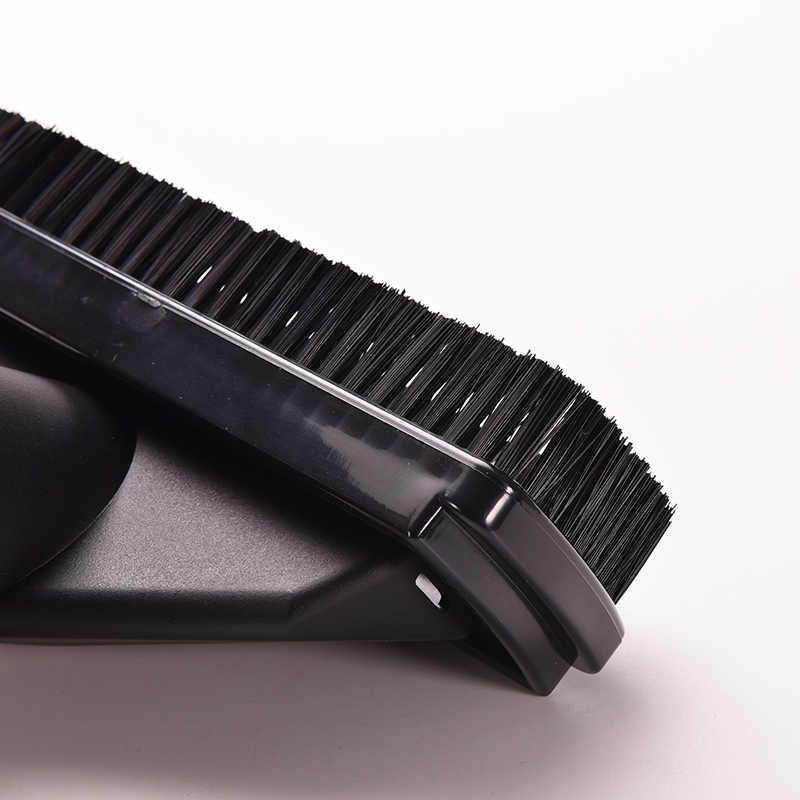 32mm Dayanıklı At Kılı Tozlama Fırçası Kafa Toz Temizleme Aracı Eki Elektrikli Süpürge iç Çapı Yer Değiştirme