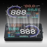 5.5 Inch OBD HUD Car Head Up Display Windshield Projector On Board Computer hud Display Car Electronics obd2 Car Speedometer