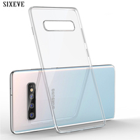 Ultra thin soft clear case for sam