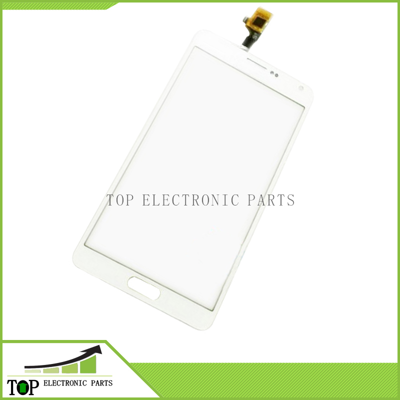 6011-v1.0 5.7 inch touch screen touch panel digitizer for China clone 5.7 inch MTK android phone note4 N9200,white color