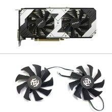 85mm GFY09010E12SPA PC cooling fan For  ZOTAC GTX1060 6GB GTX 1060 3GB GPU Graphics Card Cooling Fan