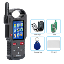 Lonsdor KH100 Hand Held Remote Key Programmer all featured aide for locksmith