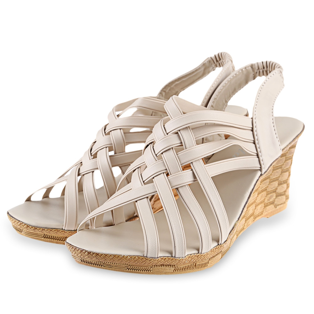₪2017 women's wedges ⊱ sandals sandals platform shoes ...