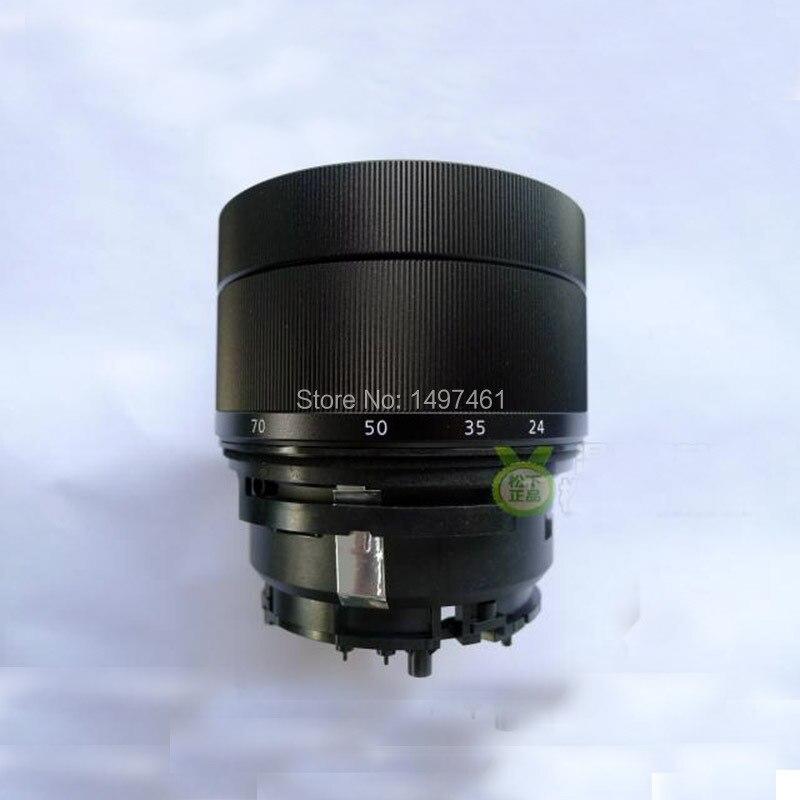 Fixes nouvelles manches et Zoom baril anneau pièces de rechange Pour Sony Vario Tessar T * FE 24-70mm F4 ZA OSS SEL2470Z lentille
