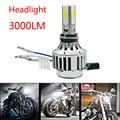 1 UNIDS H4 9003 HB2 LED Bulbo de la Linterna de La Motocicleta Del Coche de Alta Baja haz 24 W 3000LM 6000 K DC12V 24 V Lámpara de La Niebla Brillante Envío Libre nueva