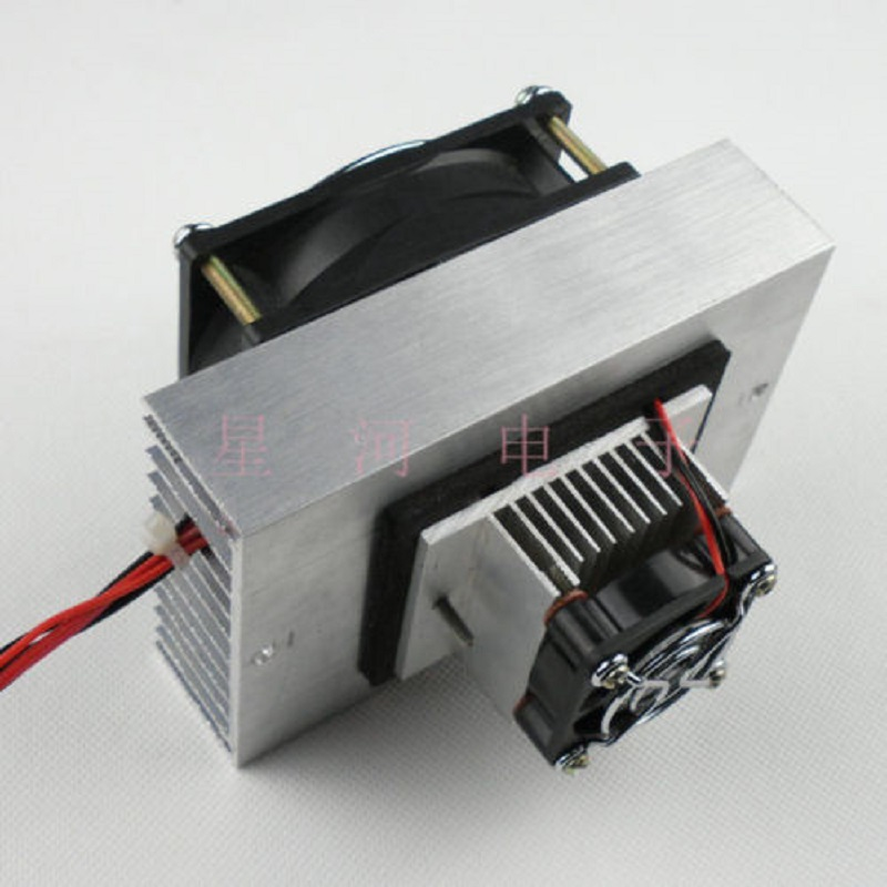 Mini Refrigeration Cooling System Semiconductor Refrigeration Cooling Device Mini FridgeCooling System12V 10A DIY Cooler System