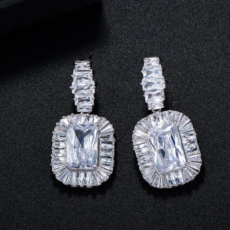 big square drop earrings 5