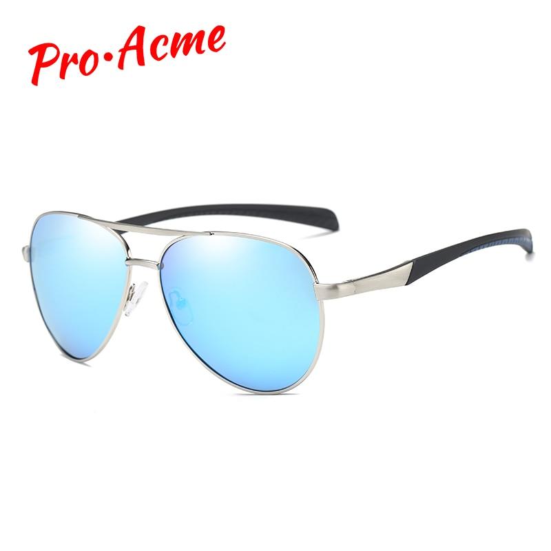 Pro Acme új férfi polarizált pilóta napszemüveg márka tervező - Ruházati kiegészítők - Fénykép 2