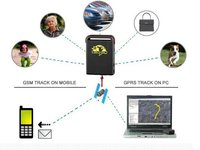 2011 New Arrival GPS Trackers BabyTrackers TK102 Mini Global Real Time 4 Bands GSM GPRS GPS