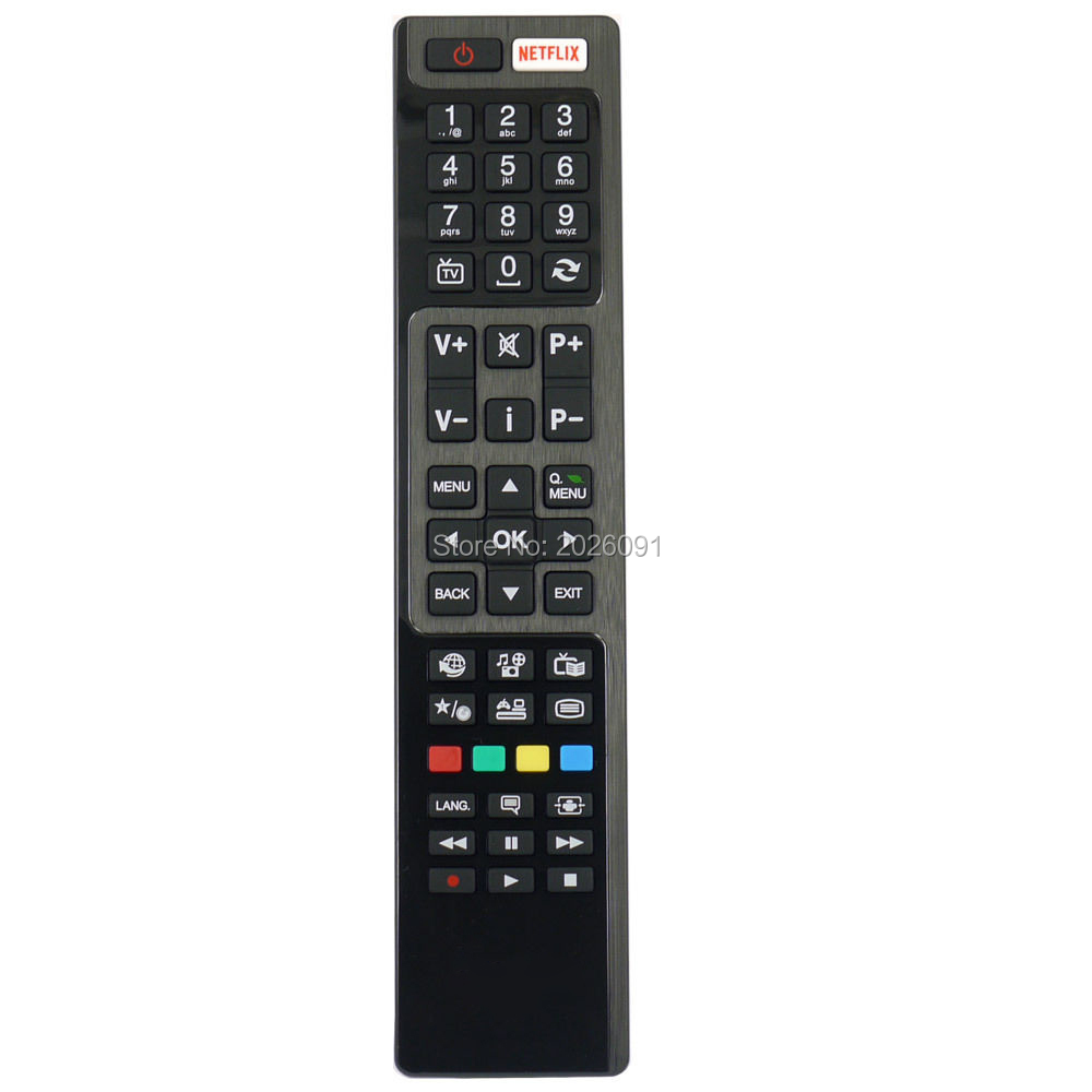 Replacement for Panasonic TV Remote Control for RC48125 ALSO WORKS RC48127 TX-48C300B new for panasonic tv remote pan 918 for n2qayb000485 n2qayb000100 n2qayb000221