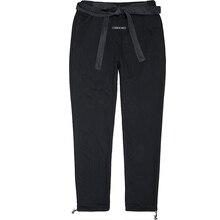 men pants joggers trousers kanye west black hip hop streetwear multi-pocket Elastic waist military pant sweatpants biker pants