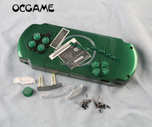 OCGAME  Shell Game Console replacement full housing cover case with buttons kit For PSP3000 PSP 3000