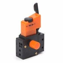 Interrupteur de vitesse réglable ca 250V/4A FA2 4/1BEK pour interrupteurs à gâchette électriques