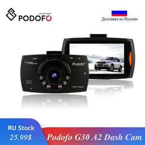 Podofo Car DVR Camera G30 Dvrs
