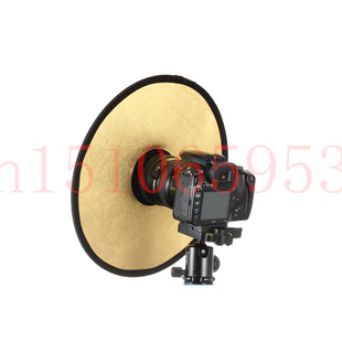 Free tracking Photography Photo Reflector 30cm 12 2in1 Light Collapsible Hollow Reflector