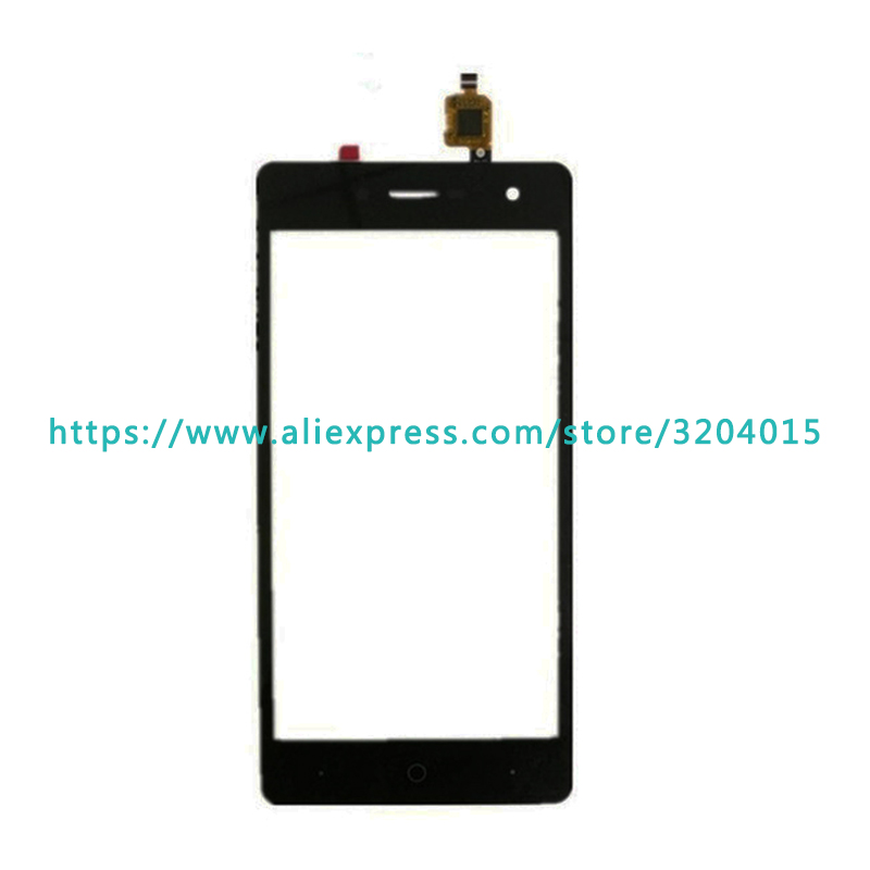 High Quality 5.0 For ZTE Blade L7 Touch Screen Digitizer Sensor Outer Glass Lens Panel Black White