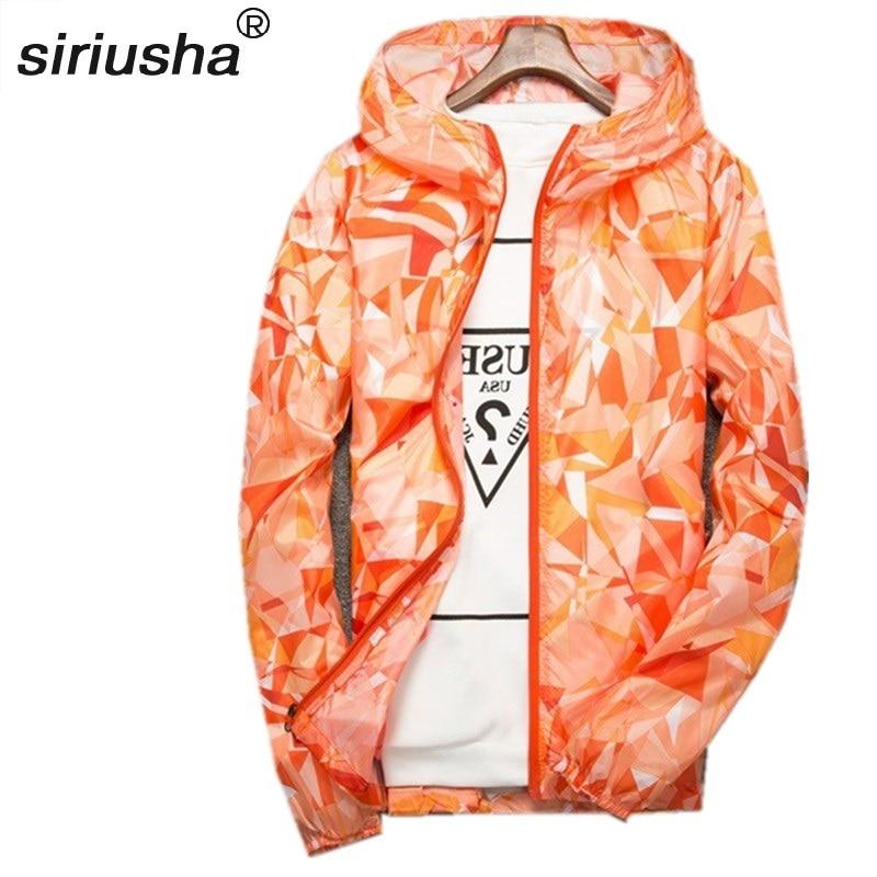 Ультра тонкий 2018 кожи рубашка весной и летом Водонепроницаемый Тренч с капюшоном солнцезащитный крем пальто Для женщин дышащая быстросохн...