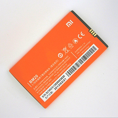 High quality for xiaomi mobile phone 2000mAh BM20 battery For xiaomi M2 2S smartphone free shipping