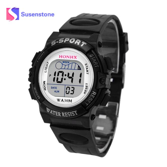 Back To Search Resultswatches 2018 New Fashion Waterproof Mens Boys Digital Watch Led Quartz Alarm Date Sports Wrist Watches Relogio Feminino Dropshipping 20