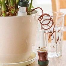 2 шт. растения капельный полив система автоматический цветочный горшок водяной инструмент в помещении