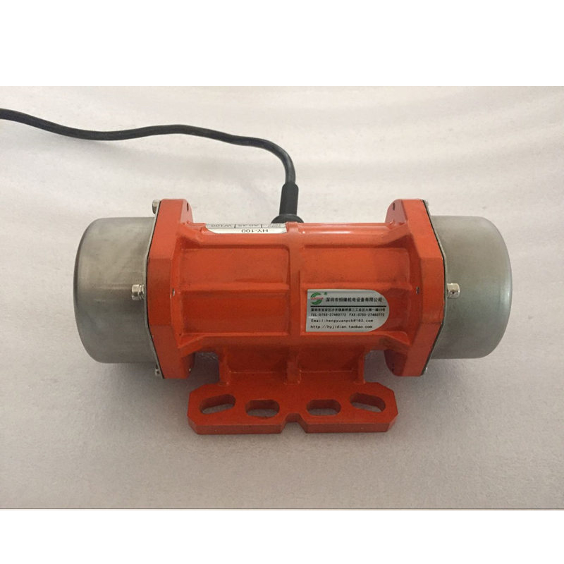 цена Industry Mini Vibration Motors 15W-250W AC220V Three Phase for Vibrating Screen