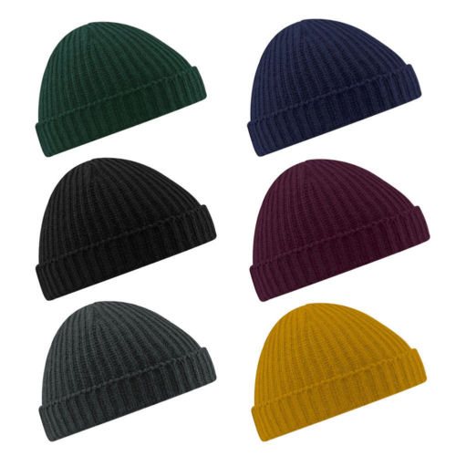 Fisherman skull Beanie Ribbed Hat Cap Winter Warm Turn Up Retro Mens Womens  Ladies-in Skullies   Beanies from Apparel Accessories on Aliexpress.com ... 9d6e8c61a63