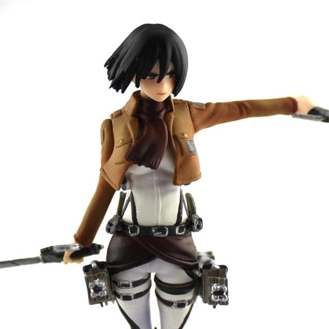 Attack on Titan Mikasa Ackerman PVC figure