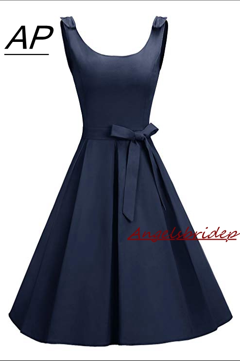 ANGELSBRIDEP Scoop Mini Homecoming Dress Short Stain With Sash Special Occasion Cute 8th Grade Graduation Dresses Zipper Back