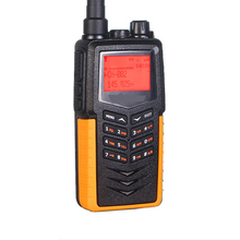 TDX UV Dual Band 136-174/400-480MHz Two Way Ham Radio 5W IP66 Waterproof 240 Memory Channels Walkie Talkie