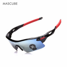 Windproof UV400 Goggles Hunting Camping Eyewear Hiking Fishing Sunglasses Eye Protective Hot Men Tactical Glasses Shooting(China)