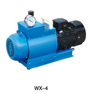 Linhai City Tan Vacuum WX-4 Oil Free Rotary Vane Vacuum Pump 4L/S  AC380V manka care 110v 220v ac 50l min 165w small electric piston vacuum pump silent pumps oil less oil free compressing pump