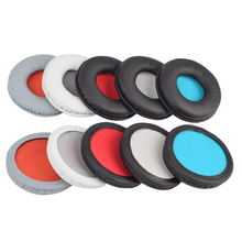 цена на 1 Pair Headphone Earpads Covers for SONY MDR ZX600 ZX660 Headphone Cushion Pad Replacement Ear Pads Headphone