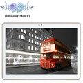 10.1 polegada 3G 4G Lte Tablet PC Octa Núcleo 4G RAM 128 GB ROM Cartão Dual SIM Android 5.1 GPS Guia tablets bluetooth + couro caso