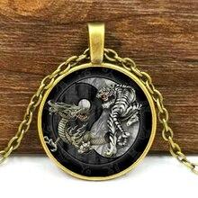 Dragon Tiger Necklace