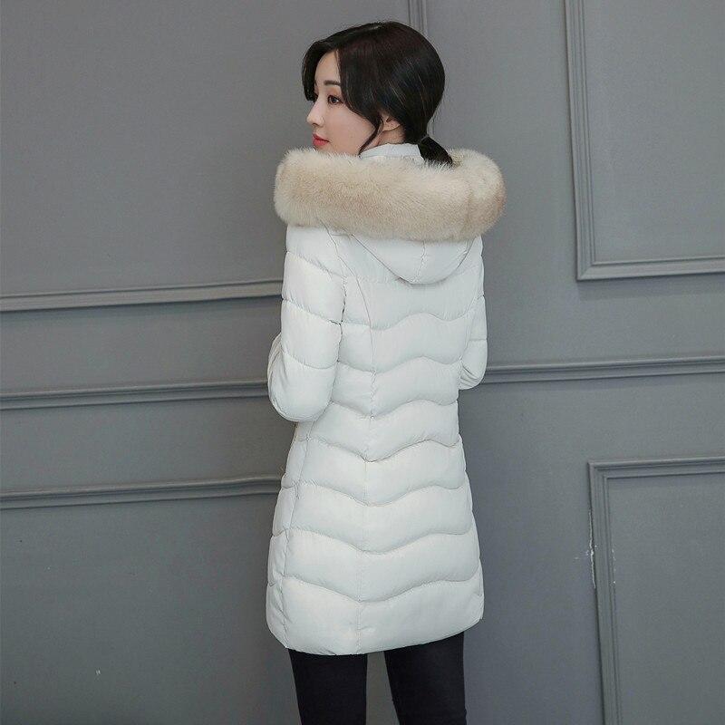 цены на 2017 women's winter wadded jacket female medium-long slim thickening fur collar cotton-padded jacket down cotton-padded jacket в интернет-магазинах