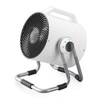 Ar elétrico portátil de 220 v que purifica o ventilador de ventilação da circulação da convecção do ar da bandeja acelerou refrigerar/aquecimento