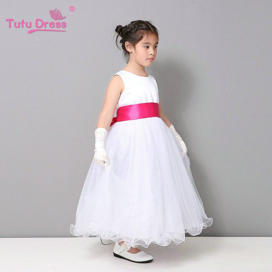 Vestidos de verano para niños para niñas 2-12 años Fiesta de dama - Ropa de ninos - foto 3