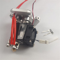 Reprap Kossel Delta 3D printer parts metal hotend effector full kit/set 1.75 mm metal J head PTFE liner tube 0.4mm M3 NTC3950