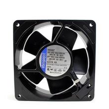 Новый оригинальный 4656Z 12038 230 В 19 Вт все-металлический вентилятор Высокая температура