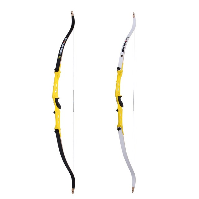 Intermediate level Target Archery Recurve Bow, Magnesium Riser, multi-color, Practice Bow Youth Bow