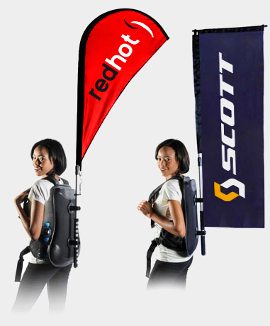 4 Swooper Feather Banner Flag Signs Page Plus Unlimited Four