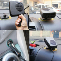 Car-styling 12 V Di Động Ceramic Sưởi Cooling Fan Car Heater Sưởi Demister