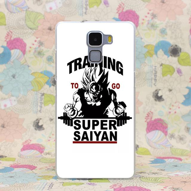 Super Saiyan Case for Huawei Phone.